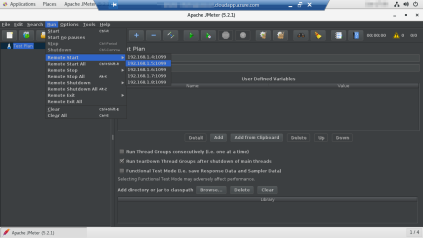 Apache JMeter™ Screenshot